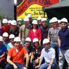 #TBT - Alunos de Engenharia Fazem Visita à Fábrica da Pitú