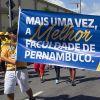 Faculdade Nova Roma marca presença na VI Caminhada do Contabilista