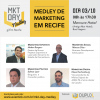 Nova Roma firma parceria com Mkt Day Medley