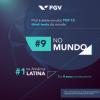 FGV está entre os 10 melhores think tanks do mundo
