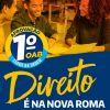 Curso de Direito da Nova Roma é 1º Lugar em Exame da OAB em Pernambuco